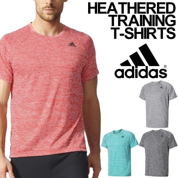 T-shirt short sleeves shirt Adidas men adidas D2M training 杢 one point T-shirt  man running jogging training gym sportswear  BVA78 c40adb06de72