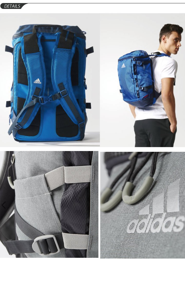 7d62431794e4 WORLD WIDE MARKET  Backpack Adidas adidas OPS rucksack day pack 20L ...