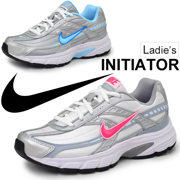 18e1e5c8341 Sports shoes shoes  394053 for the running shoes Lady s Nike NIKE INITIATOR  initiator running jogging training sports shoes sneakers woman