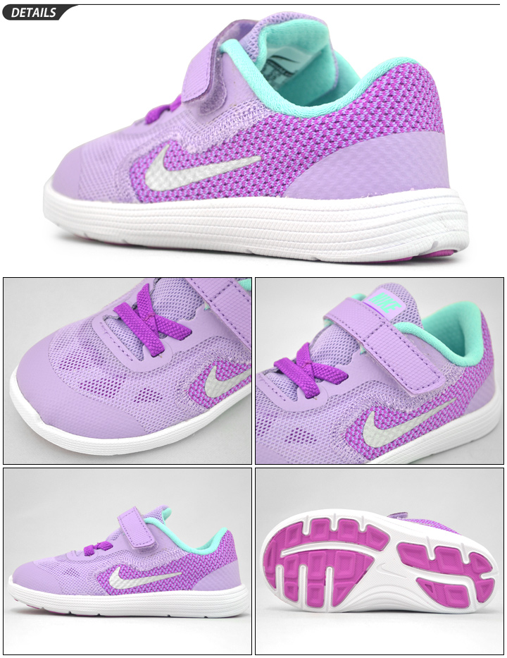d6ee5ef9ba ... Baby kids sneakers NIKE Nike revolution 3 TDV children exercise shoes  kids shoes broker REVOLUTION 3