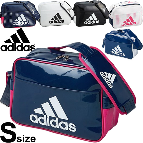 5423231a90 Enamel bag adidas adidas S size sports bag shoulder bag shoulder school  club bag  BIP39