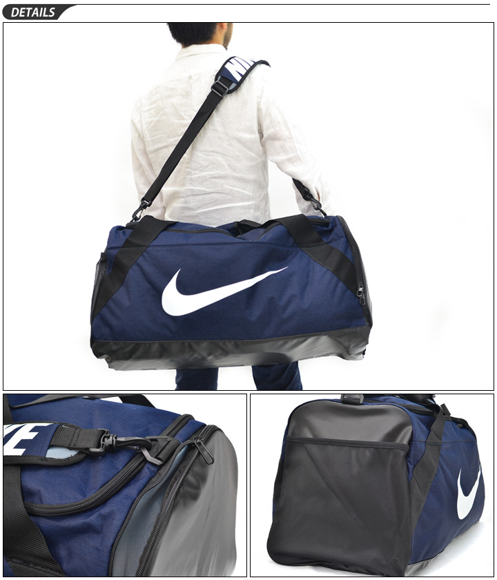 2c061f0ce978 Duffel bag Nike NIKE Brasilia duffel XL 101L Boston bag sports bag club  activities game gym large-capacity trip  BA5352
