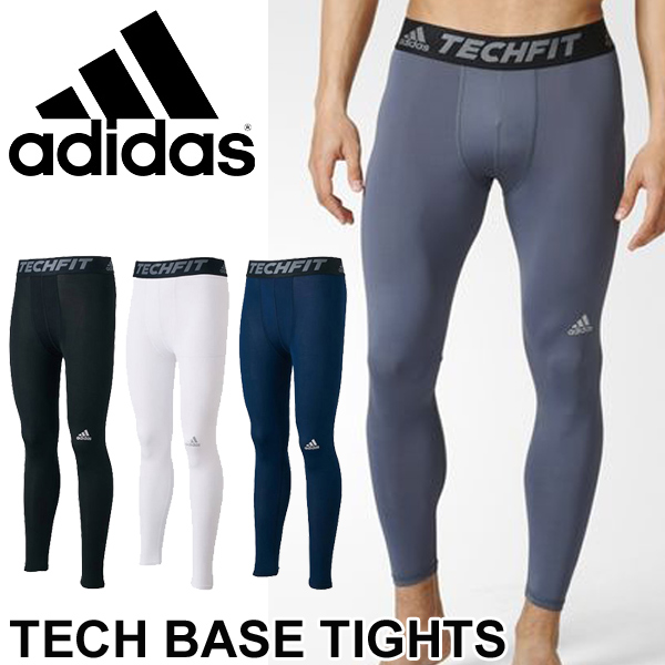 023f731a3e473 Adidas adidas / mens tech fit base long tights pants underwear inner TECHFIT  football football training ...