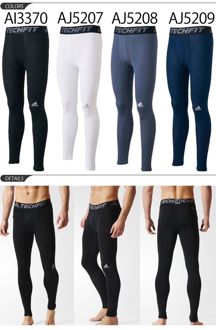 4f2bac46dc ... Adidas adidas / mens tech fit base long tights pants underwear inner  TECHFIT football football training ...