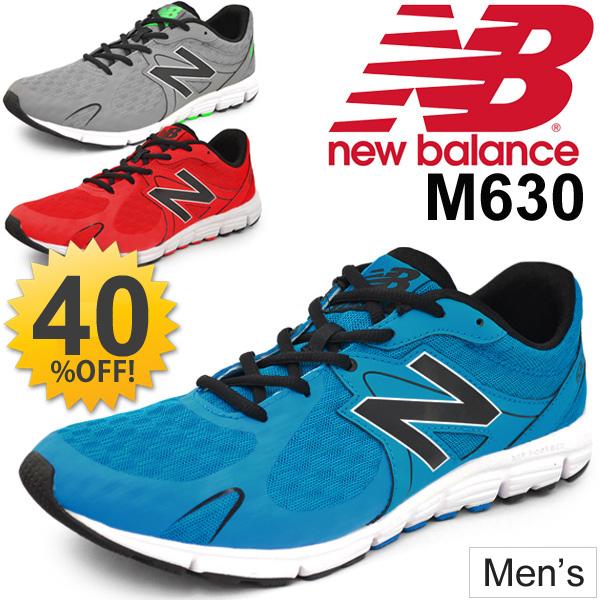 052ff6db9e27 Running shoes men New Balance Newbalance RUNNING M630 jogathon D width  training gym man gentleman man ...