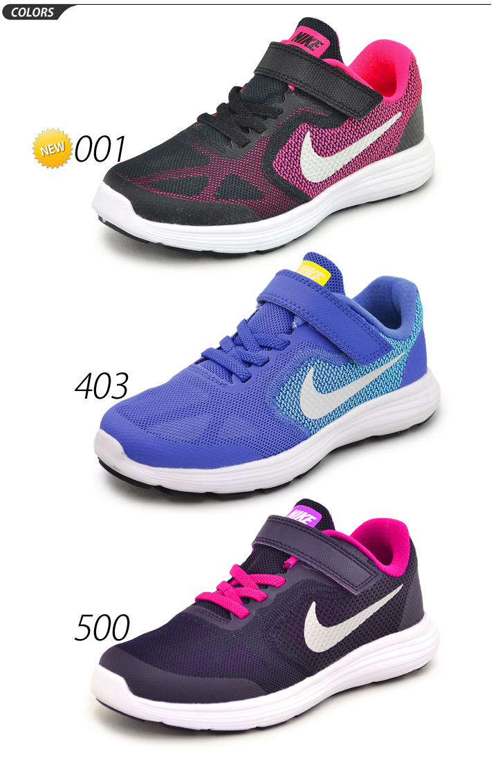 009ffdd71e26d7 NIKE Nike   revolution 3 PSV   kids junior sneaker kids shoes athletic  shoes kindergarten school school  16.5cm-22.0cm 819417