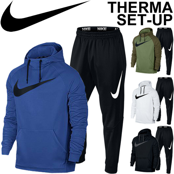 a0396f18d NIKE Mens down set NIKE down set Parker Pants 2 set / sports training wear  hood ...