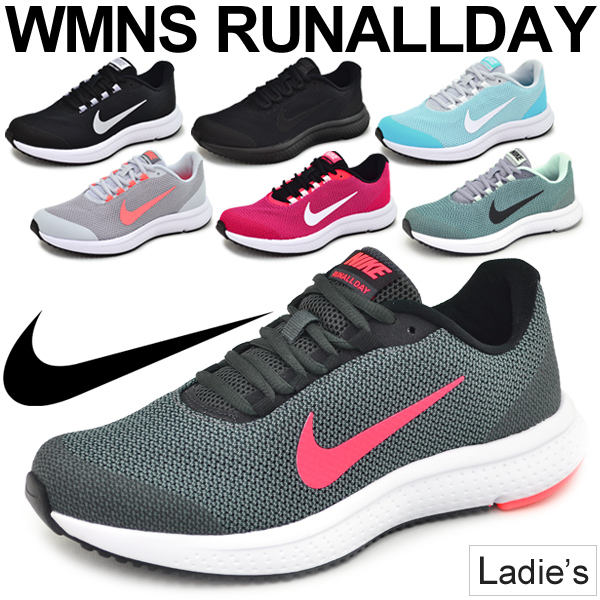 2ace3e8700d23 Running shoes Lady s Nike NIKE women orchid Allday running shoes RUNALLDAY  woman shoes walking gym shoes sneakers regular article  898484