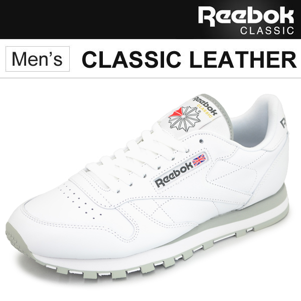 e63ae281de0a WORLD WIDE MARKET  REEBOK Reebok classic leather sneaker men s shoes ...