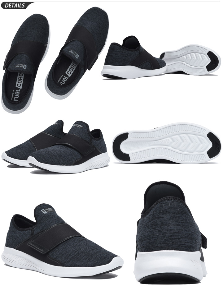 b40627f49a D width Velcro loop fastener light weight jogging training fitness sports  casual clothes regular article /MCOASH for the running shoes men New  Balance ...