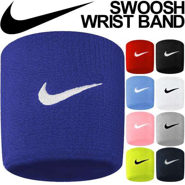 Nike NIKE Swoosh wristbands logo 2 pieces set hands accessories sports  casual accessories  NNN04 e51c3675b7960