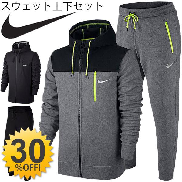 0fe5aae234 Hoodie top and bottom set Nike NIKE men s sweat Parker trainer jacket pants    679409-679407
