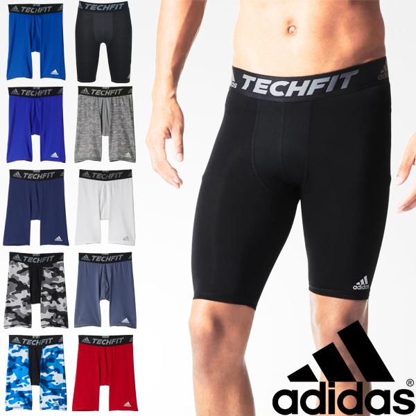 dd537425f6 Adidas adidas / mens tech fit-based short tights pants underwear inner  TECHFIT football football ...