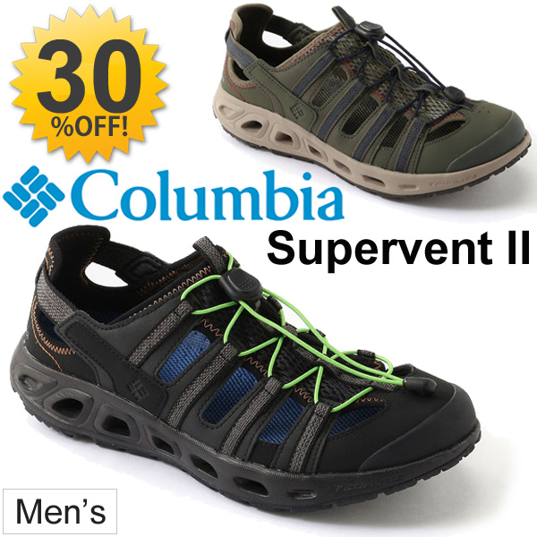 Colombia Columbia Super Bent 2 Mens Shoes Water Shoe Sandals Outdoor Camping Sawa