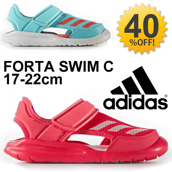 2fd545210c3 ... Swim Sandal ID40496  low priced d3c7d 4eb5b Child Adidas adidas KIDS  FortaSwim C child 17.0-22.0cm child ...