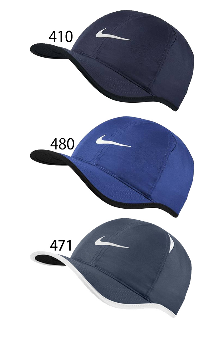 premium selection c9aff a7268 ... Cap hat men Nike NIKE feather light cap running marathon golf tennis  sports casual clothes accessories