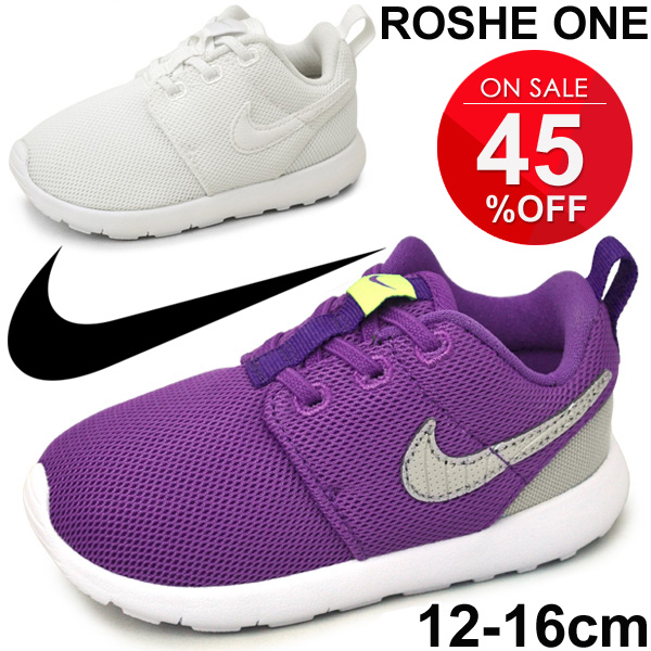 NIKE Nike /RosheOne baby sneaker / Losone TDV / shoes Shoes Sneakers athletic  shoes sports school daycare baby shoes child kids / 749725