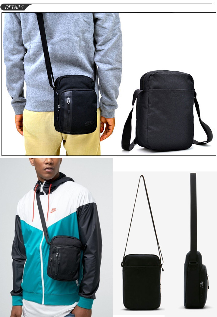 f83dcd5ca17 ... NIKE pouch small shoulder bag Pochette Bag Nike NSW core small items  also sport bag /