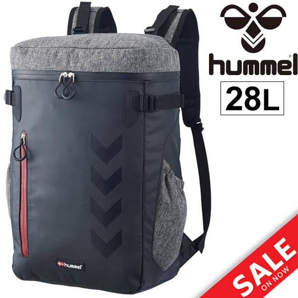 88fa647fa4 Hummel Hummel Backpack Rucksack soccer football hummel sport bag square bag  PC storage commuter school club  HFB6056