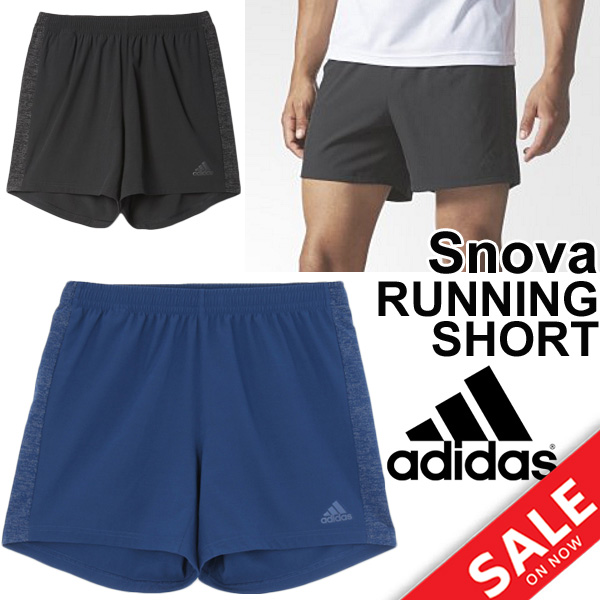41f6b601eb Running shorts Adidas adidas Snova S nova men shorts short pants marathon  jogging training gym man ...