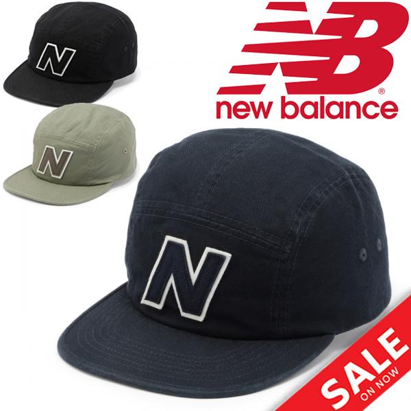 Cap hat ぼうし New Balance new balance/ men lifestyle 6 panel sports casual  exercise NB logo man accessories /JACL7229
