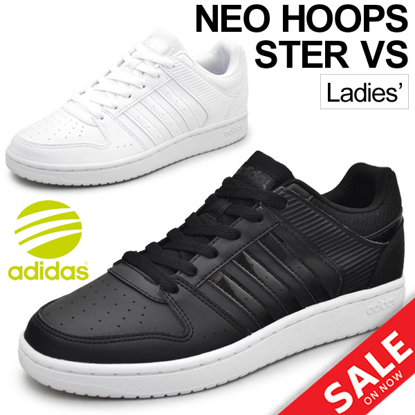 Cut Frequency W Lady's Casual Adidas Label Woman B74437 Coat Star Type B74439 Sports Neo Hoop Vs Neohoopster Low Shoes Sneakers OkwPuTiXZ