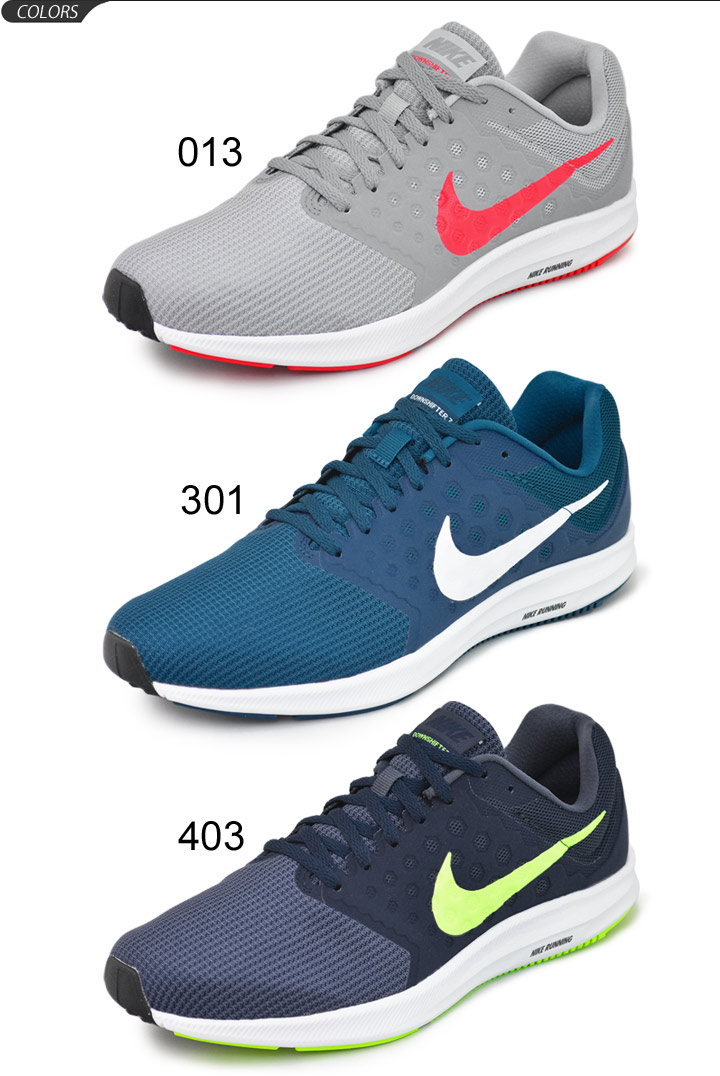 f4f639b6bb6 Nike men sneakers NIKE downshifter 7 DOWN SHIFTER running jogging walking  gym training man light weight shoes 24.5-30.0cm casual shoes  852459