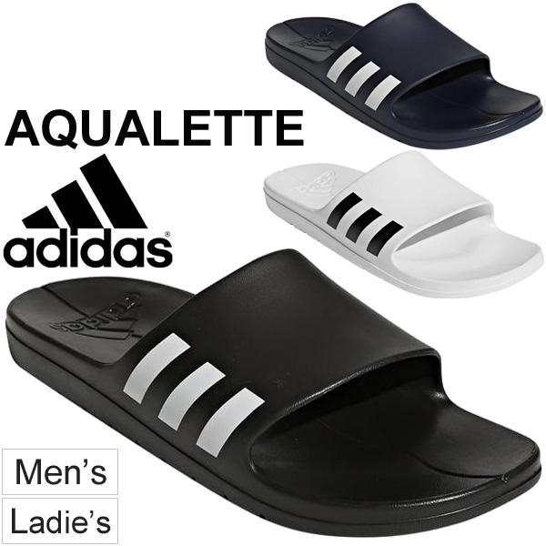 34e4550ae7929 ... shower sandals men gap Dis  adidas アディダスアクアレッタ   after sports locker  slipper shoes CG3537 CG3538 CG3540  スポサンシャワサン  AQUALETTE-