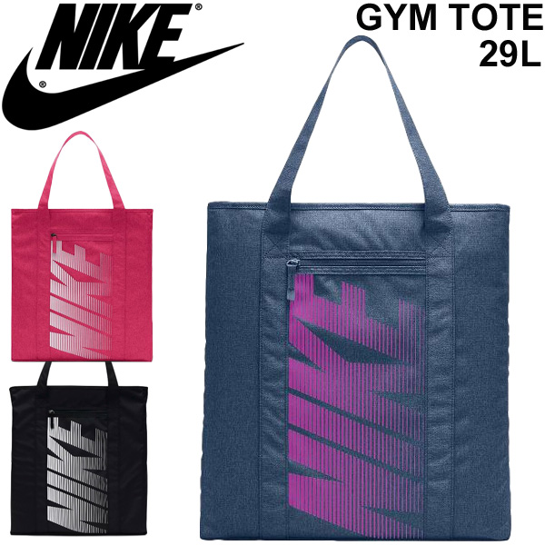 Tote Bag Lady S Nike Women Gym Brief Case Sports Logo Casual Subbag Commuting Attending School Learning Lesson Ba5446