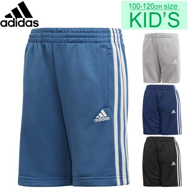 Kids half underwear youth Adidas adidas sportswear children's clothes pants 3 stripe Shin pull boy girl children's clothes MLB36