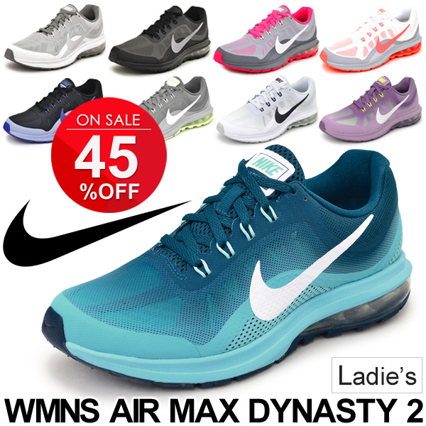 new styles 426be 56e77 Nike NIKE women sneakers Womens Air Max dynasty running shoes AIR MAX women  shoes   852445 ...
