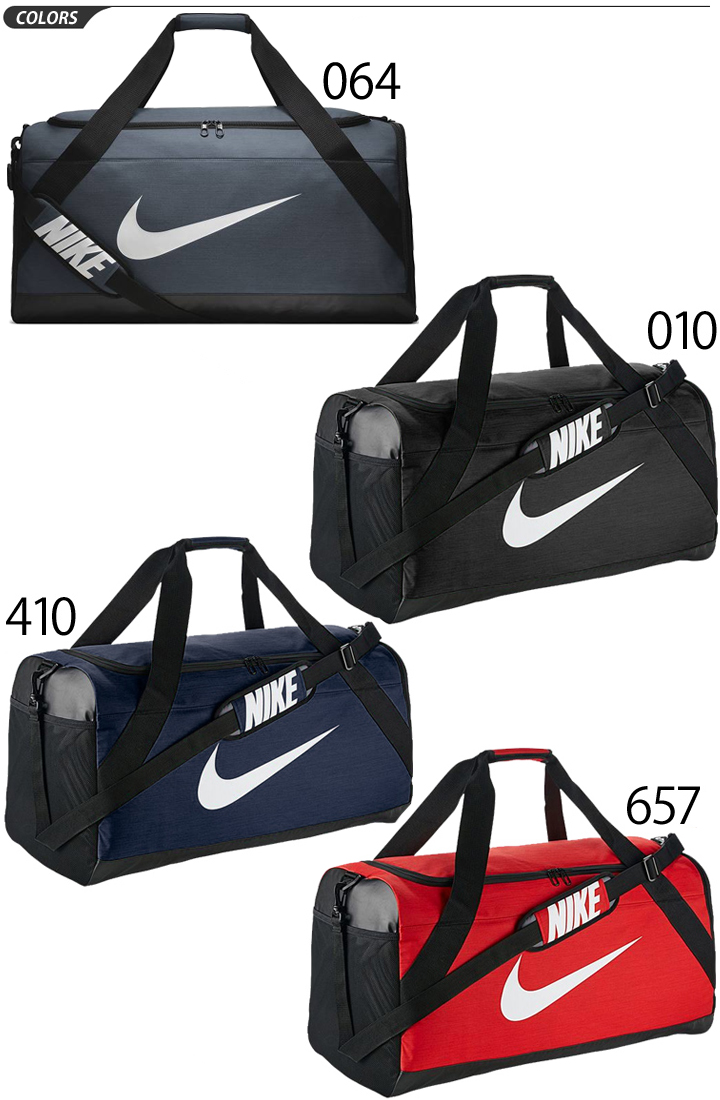Duffel bag Nike NIKE Brasilia duffel XL 101L Boston bag sports bag club  activities game gym large-capacity trip  BA5352 9d620990e451d