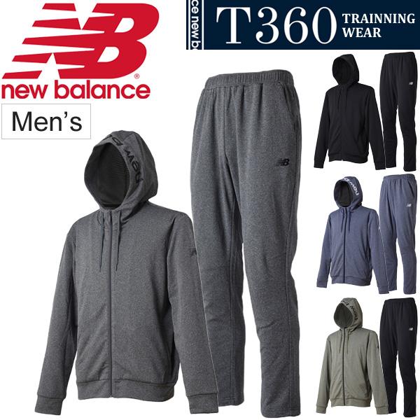 80e32b1e27fec 2018年秋冬新モデル☆ニューバランス newbalance メンズ トレーニングウェア 上下セット トレーニングウェア 上下 ...