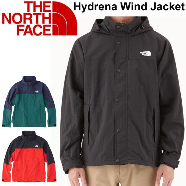 ウインドブレーカー ジャケット メンズ/THE NORTH FACE ザノースフェイス アウトドアウェア 男性用 アウター ナイロン ウインドブレイカー 撥水 裏メッシュ マウンテンジャケット ブルゾン Hydrena Wind Jacket/NP21835