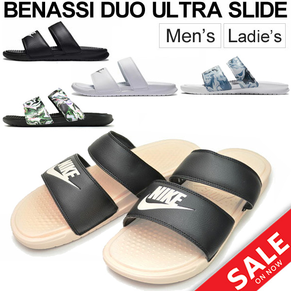 54c7892912df Nike sports Sandals NIKE BENASSI DUO ULTRA SLIDE mens Womens Benassi Duo  Ultra slide shower Sandals