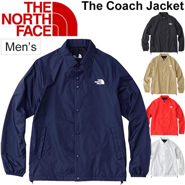 コーチジャケット ジャンパー メンズ/THE NORTH FACE ノースフェイス アウトドアウェア 男性 ブルゾン ナイロンジャケット アウター 定番 カジュアル COACH JACKET /NP21836