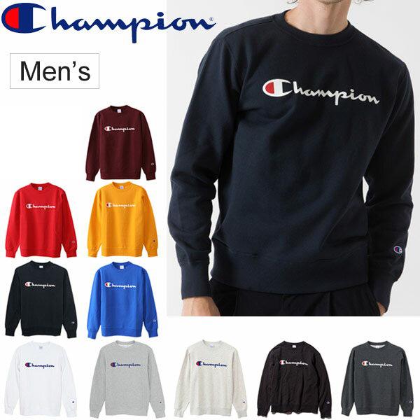 11fcb5d0 Champion men's sweat shirt champion crew neck sweat crew neck men Sports  Trainer casual street fashion ...