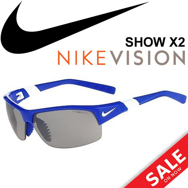 スポーツサングラス NIKE ナイキ SHOW ショウ X2 交換レンズ付 トレーニング ランニング マラソン ゴルフ 野球 自転車 メンズ レディース メガネ 正規品/EV0620-
