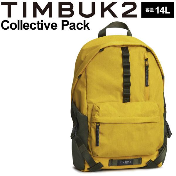 バックパック メンズ レディース TIMBUK2 ティンバック2 バックパック Collective Pack コレクティブパック OSサイズ 14L/リュックサック ザック デイパック 鞄 正規品/444035894【取寄】