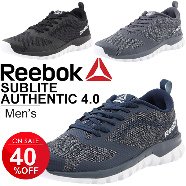 7497e2145aa8 Running shoes men Reebok Reebok authentic 4.0 sneakers man gentleman shoes  BS7104 BS7105 BS7106 jogging training shoes sports casual clothes regular  article ...