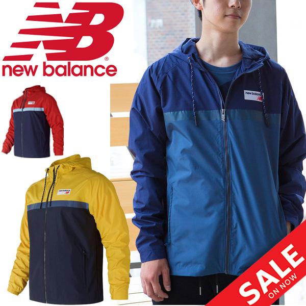 96dbdb01d1b36 Outer sportswear /AMJ73557 for the training jacket men newbalance New  Balance Athletics 78/ running ...