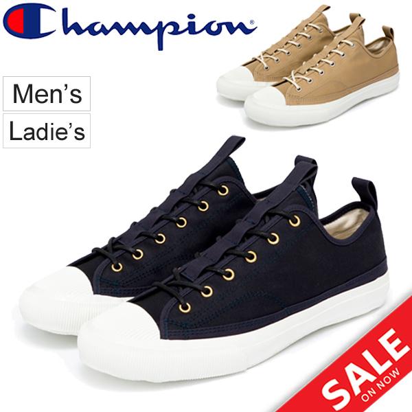 チャンピオン シューズ ロチェスター ロー チノクロス/ローカット スニーカー メンズ レディース カレッジスタイル くつ Champion ROCHESTER LO CC/Foot Wear 正規品 日本製/C2-L703[rP15-14day]