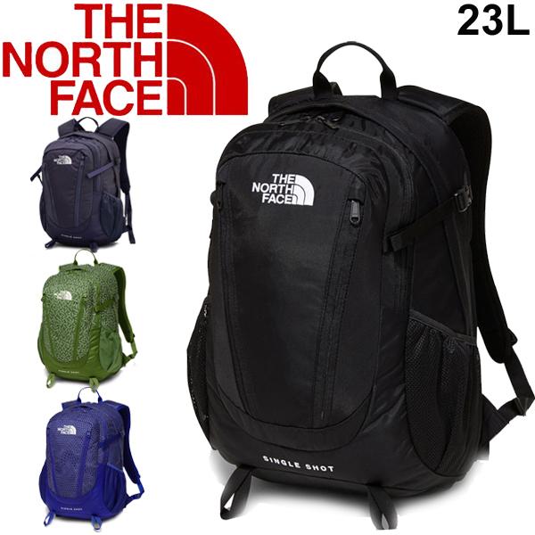 バックパック メンズ レディース THE NORTH FACE ノースフェイス シングルショット Single Shot 23L/リュックサック デイパック アウトドア 普段使い 通勤 通学 定番 多機能 鞄 かばん RKap/ NM71903