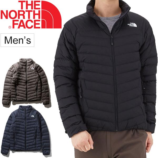 ダウンジャケット メンズ ザノースフェイス THE NORTH FACE サンダージャケット 防寒着 男性 アウター アウトドア ブルゾン 保温 撥水 ジャンバー 紳士服 上着/NY81812