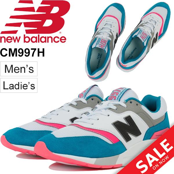 スニーカー メンズ レディース シューズ D幅 ニューバランス newbalance 997/ローカット 厚底 軽量 スポーツ カジュアル ストリート 90年代テイスト 靴 スポカジ くつ/CM997H-LTD-