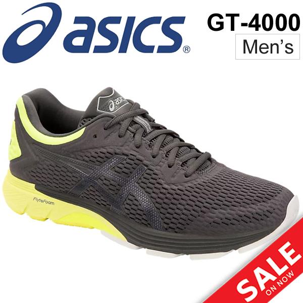 ランニングシューズ メンズ アシックス asics GT-4000/ジョギング マラソン 長距離レース ウルトラマラソン トレーニング 陸上 男性用 スニーカー 靴/