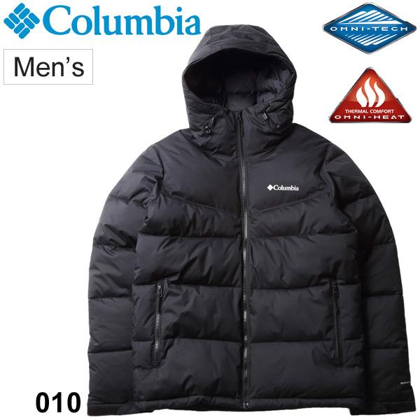 中わた ジャケット メンズ アウター コロンビア columbia アイスラインリッジジャケット アウトドア 防寒ウェア 保温 スキー スノボ ウィンタースポーツ 男性 ジャンバー カジュアル 上着/EE0902