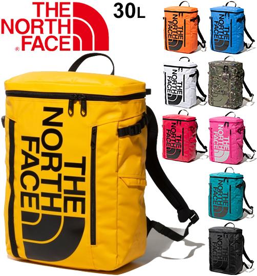 リュックサック バックパック メンズ レディース ノースフェイス THE NORTH FACE BCヒューズボックス 2 ボックス型 30L/デイパック 定番 多機能 アウトドア カジュアル 普段使い 通勤 通学 鞄 男女兼用 かばん/NM82000