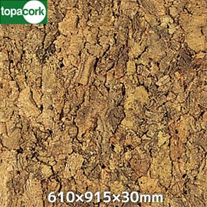 【コルク】東亜コルク 壁用 バージンコルク 610×915×30mm__vc-b