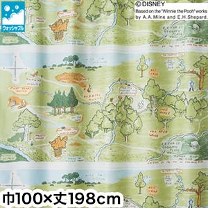 Disney 大人のディスニーデザイン! スミノエ ディズニーファン必見! カーテン 巾100×丈198cm__M-1061-l MICKEY Cosmo レースカーテン